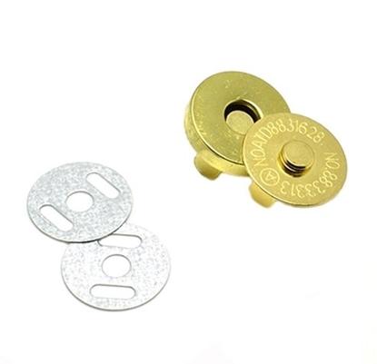 Изображение Кнопка-магнит  (золото)