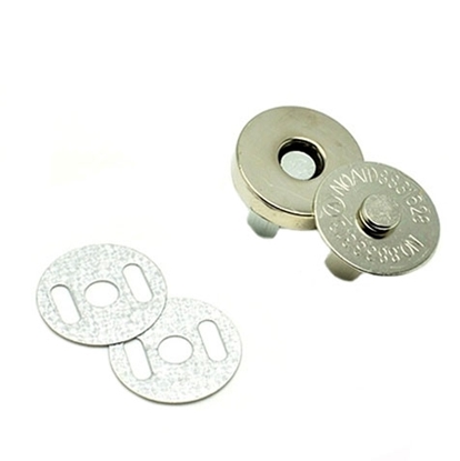 Изображение Кнопка-магнит  (никель)