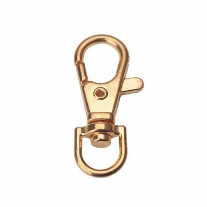 Изображение Карабин для ремешка (розовое золото)