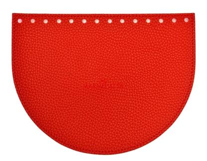 картинка крышка клапан для сумки из трикотажной пряжи , купить фурнитуру Marmelatta для вязания