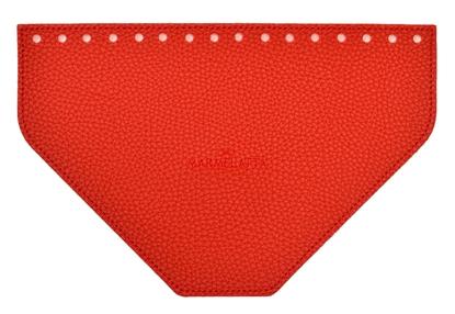 Изображение Крышка-клапан трапеция  Red (Красный)