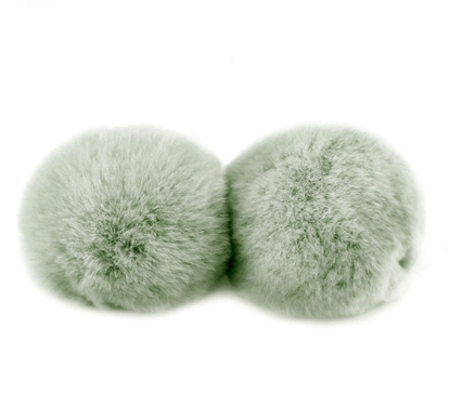 Изображение Помпон   натуральный мех  (мышиный)