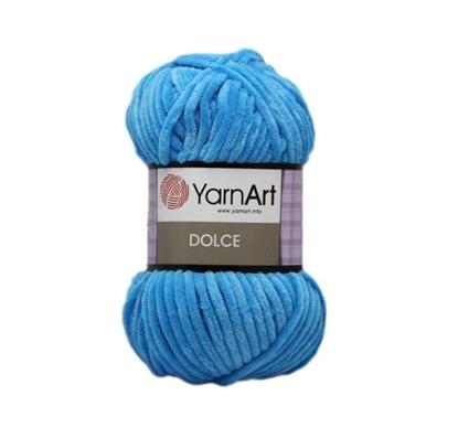 Изображение Плюшевая пряжа Yarn Art (758) лагуна