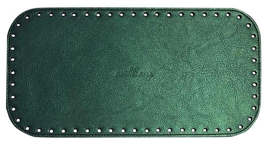 Изображение Дно для сумки  Изумруд (перламутр)