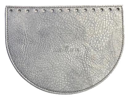Изображение Крышка-клапан овал  Серебро (перламутр)