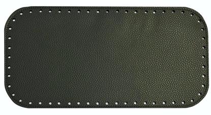 Изображение Дно для сумки (Темно-зеленый)