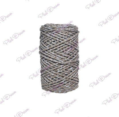картинка шнур из хлопка для вязания, хлопковый шнур Dream Cord 3мм