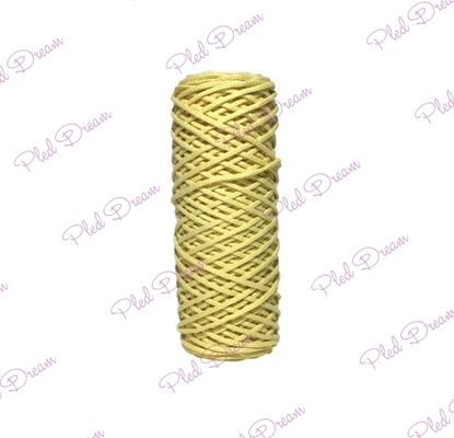 картинка хлопковый шнур для вязания, шнур Dream Cord из хлопка 3 мм