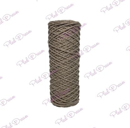 картинка шнур для макраме 3мм, шнур Dream Cord из хлопка
