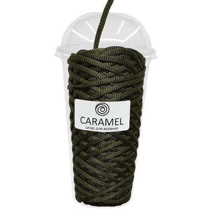 картинка шнуры для вязания и макраме купить недорого с доставкой по России, 5мм цвет: шалфей