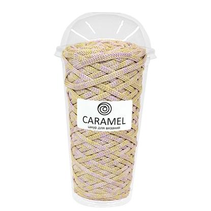 картинка полиэфирный шнур Caramel (карамель) цвет: микс 6 в наличии недорого с доставкой