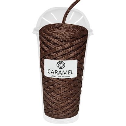 картинка шнур Caramel (Карамель) цвет: шоколадный мусс купить с доставкой, шнур 5мм