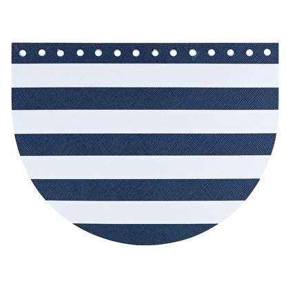 картинка крышка  Marmelatta для вязанной сумки лимитированная серия , морской стиль  , купить недорого с доставкой