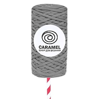 картинка шнур полиэфирный Caramel (Карамель) 5мм цвет: чикаго в наличии