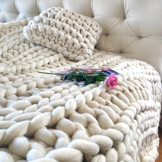 Пряжа для пледа крупной вязки купить в москве недорого брошка из ткани купить