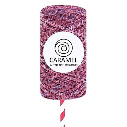 картинка полиэфирный шнур 5 мм Карамель (Caramel) лимитированная серия микс 10 в Москве