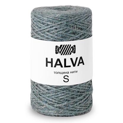 картинка джут Halva цвет тимьян ширина 1.5мм, купить недорого