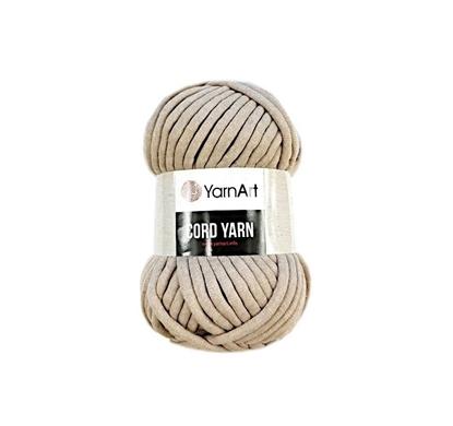 картинка YarnArt Cord Yarn 753 цвет: лён, светло-кремовый в наличии