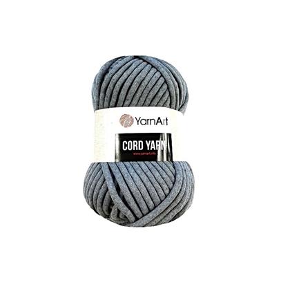 картинка YarnArt Cord Yarn 774  цвет: графит, темно-серый купить недорого
