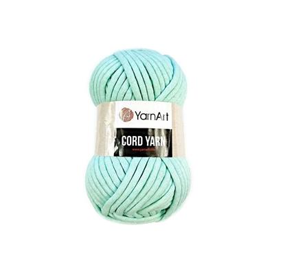 картинка YarnArt Cord Yarn 775 цвет: тиффани, светлый мятный купить в Москве