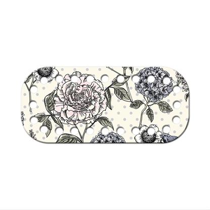 картинка дно для мини-сумки из итальянской экокожи с принтом, цвет: Елизавета
